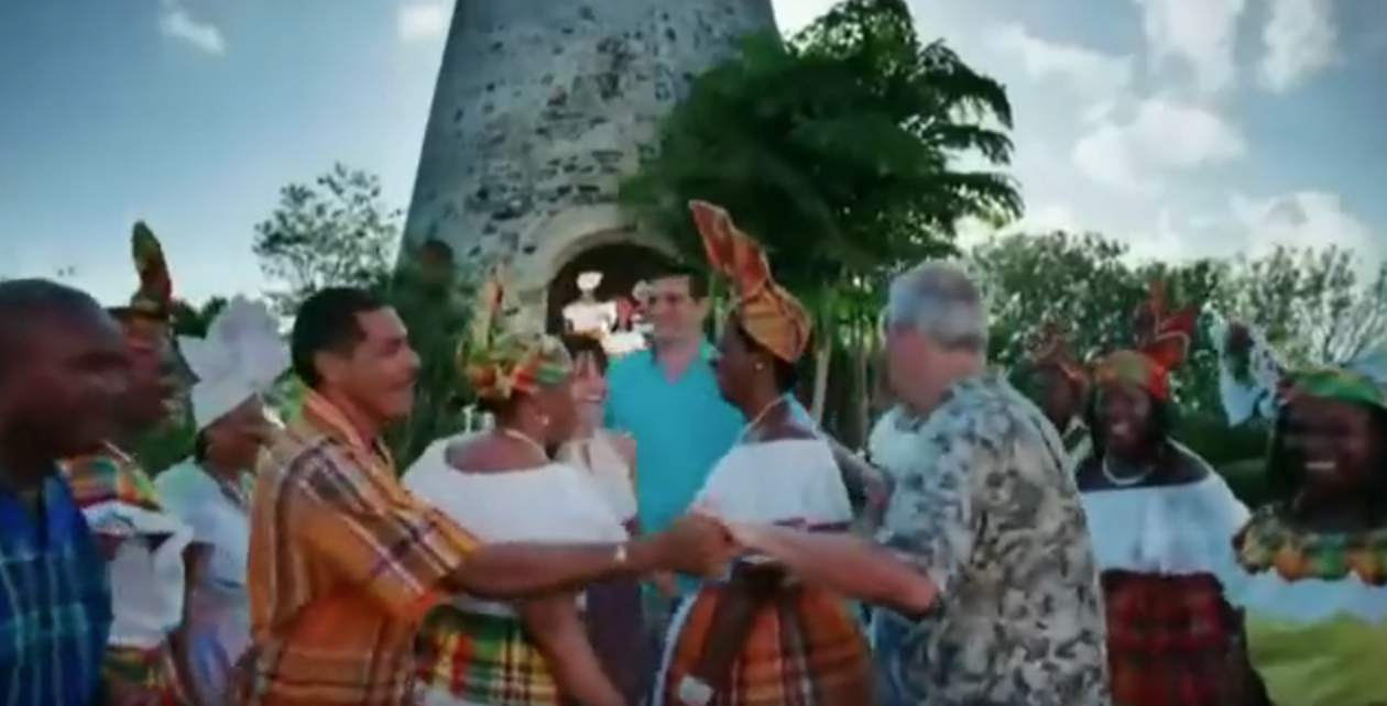 US Virgin Islands Cruzan Rum Commercial